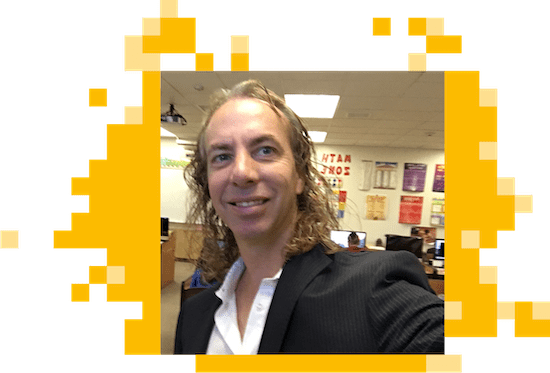 Photo of educator Scott Baily